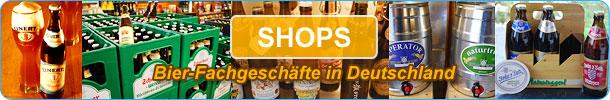 Bier-Tour Shops