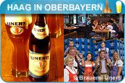 Brauerei Unertl Haag